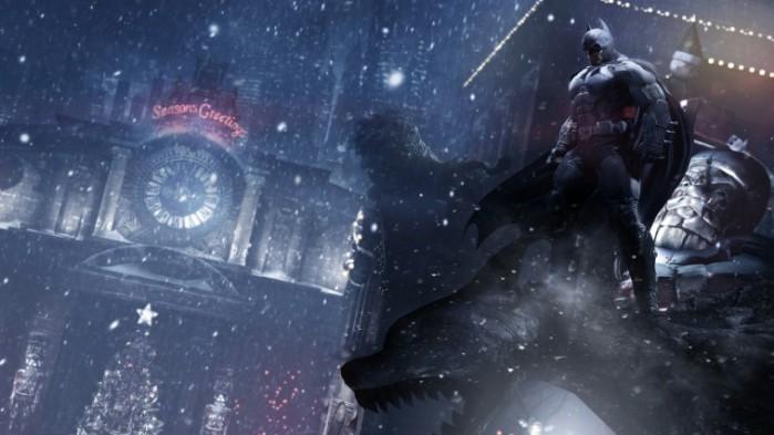 A l'approche de Noël, Batman va avoir du boulot