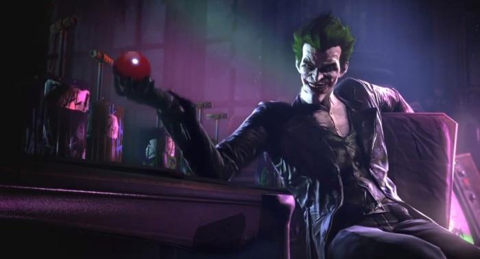 Le Joker, antagoniste majeur de cet opus est à son meilleur niveau