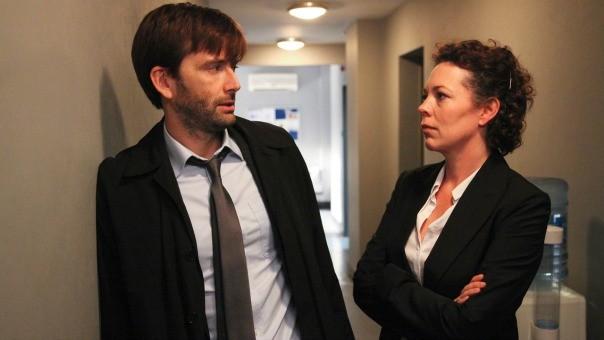 Le duo Tennant/Colman est un des meilleurs que j'aie pu voir dans une série policière