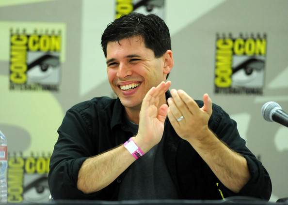 Max Brooks, en plein Comic Con