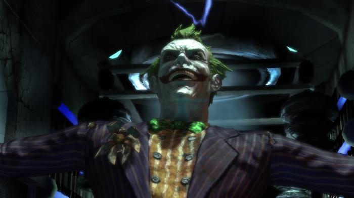 Le Joker, entouré de nombreux autres méchants, compte une fois de plus en faire voir de toutes les couleurs à Batman