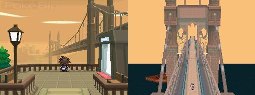Le Pont Sagiciel au crépuscule, c'est loin d'être moche