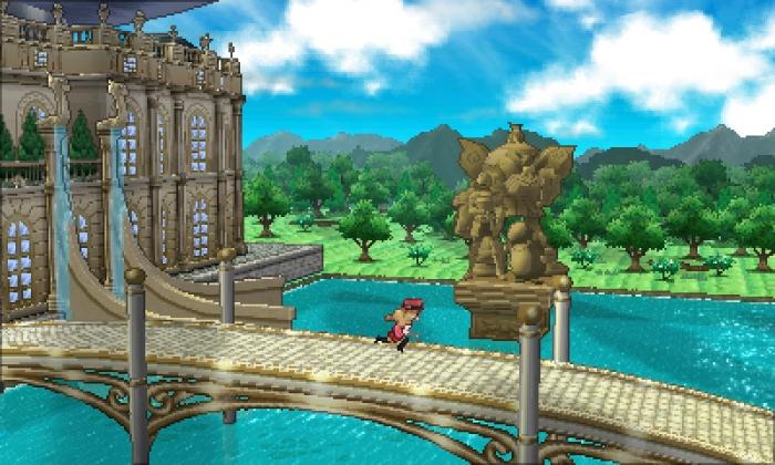 Pokémon X et Y, c'est beau