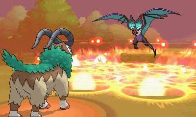 Les combats de Pokémon n'ont jamais été aussi prenants