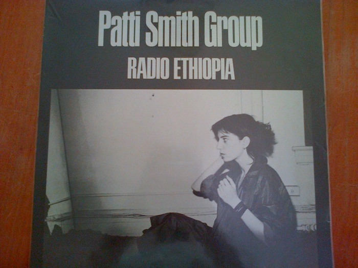 Radio Ethiopia du Patti Smith Group
