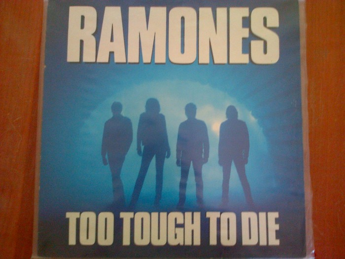 L'album Too Tough to Die des Ramones