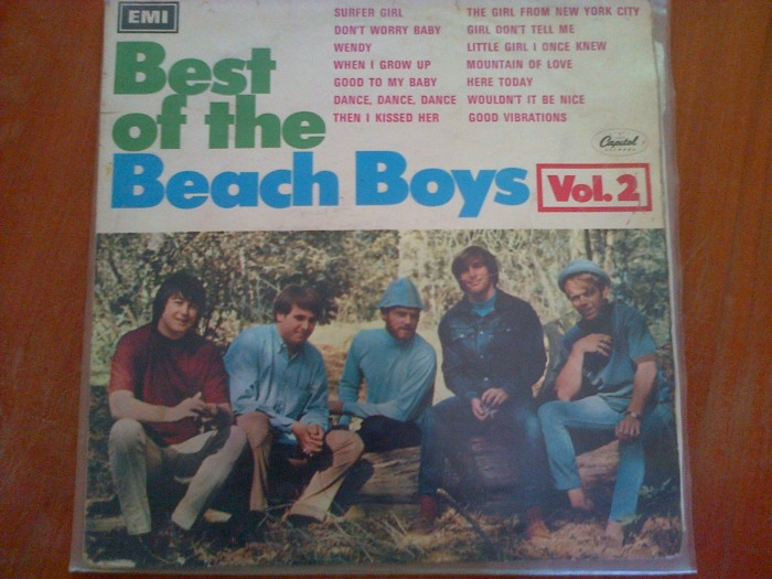 Best of the Beach Boys, tout est dans le titre