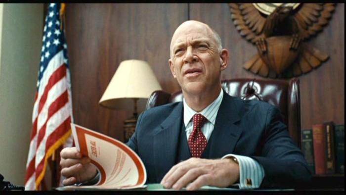 Au final, on se reconnaît très bien dans le personnage campé par J.K. Simmons