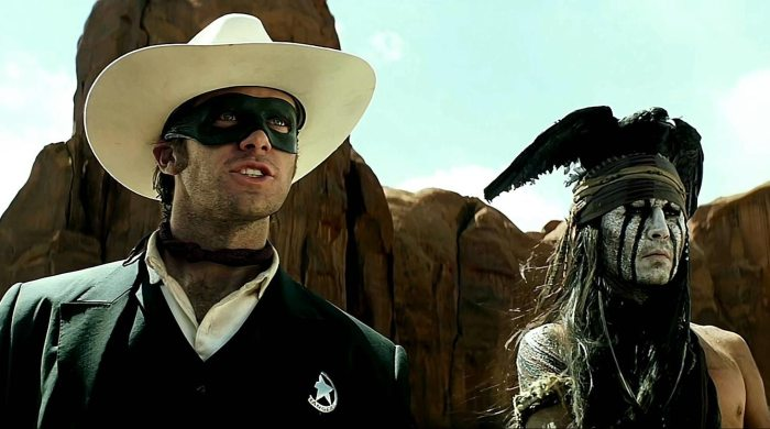Armie Hammer et Johnny Depp forment un duo potentiellement intéressant mais largement déséquilibré
