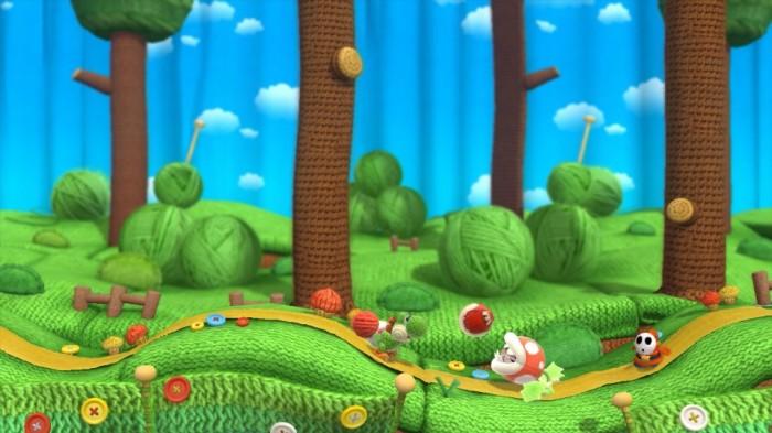 Si Yoshi's Wooly World ne sera sans doute pas le prochain grand jeu de plateforme de Nintendo, il aura au moins le mérite de rappeler que chez Mario & Co., on sait faire de beaux jeux