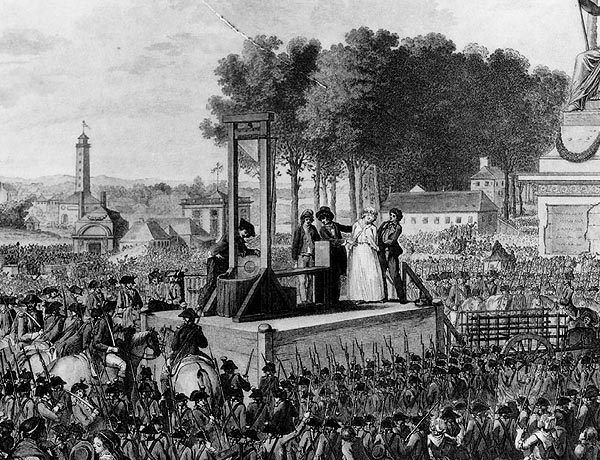 L'exécution de Marie-Antoinette était nécessaire après celle de Louis XVI, la reine étant bien plus haïe que le roi.