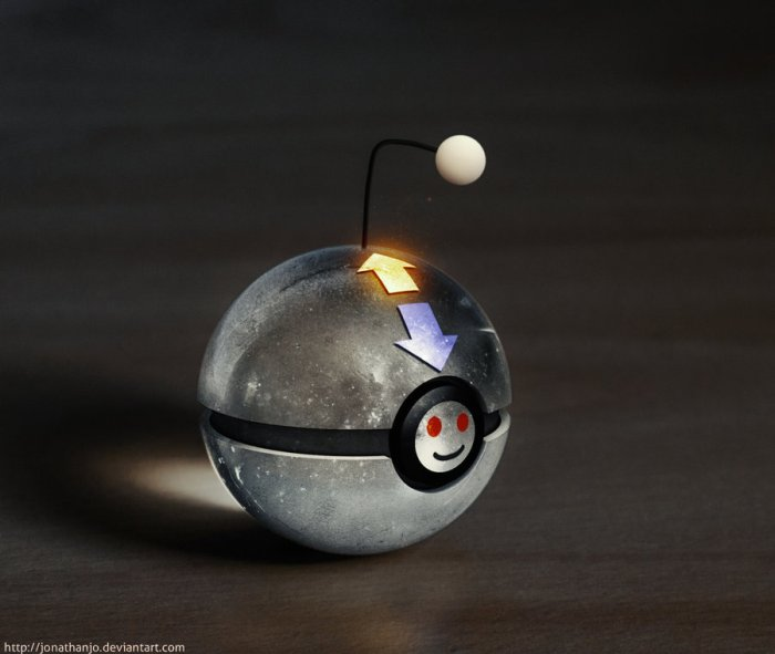 Reddit Ball