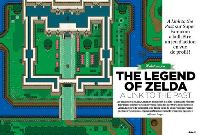 Qui de mieux que Florent Gorges pour nous parler de A Link to the Past ?