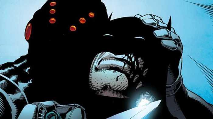Morgan Ducard/Personne n'est pas le méchant le plus mémorable de l'univers Batman mais il a au moins le mérite de faire jouer le scénario sur les relations entre Bruce et Damian.