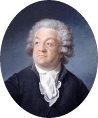 Portrait de Mirabeau par Joseph Boze.