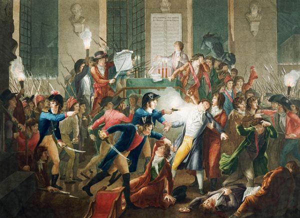 Et si à la place du gendarme Merda (dont on n'est même pas sûr que ce soit lui qui ai troué la joue de Robespierre), on trouvait Arno ?