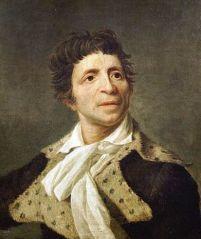 Portrait de Marat par Joseph Boze, Musée Carnavalet, Paris.