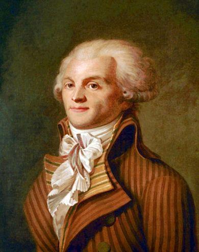 Portrait anonyme de Robespierre, musée Carnavalet (Paris)
