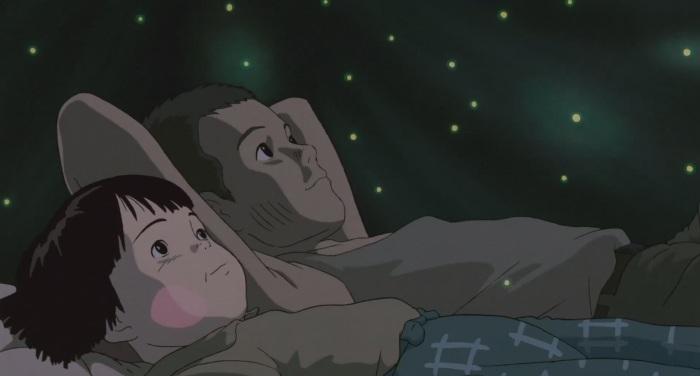 Le lien qui unit Setsuko et Seita les rend encore plus touchants, ce qui ne fait qu'accroître notre empathie à leur égard, renforçant ainsi l'émotion du film.
