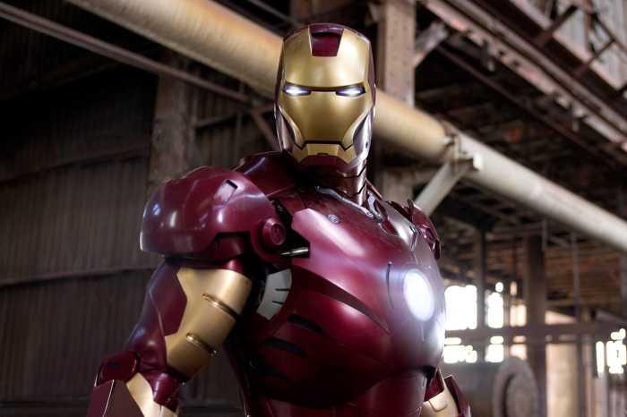 Ce Iron Man premier du nom est sans doute le meilleur des trois faits jusqu'à présent.