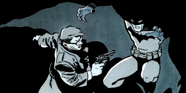 Batman et Gordon s'opposent par la force des choses mais leur mise en parallèle est des plus intéressantes.