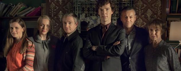 Le cast de Sherlock a toujours été bon, pas de raison que ça change cette fois-ci.