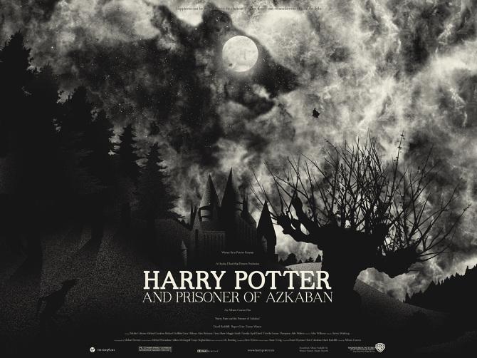 Harry Potter and the Prisonner of Azkaban