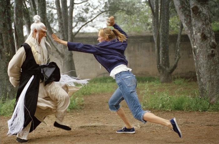 Le personnage de Pai-Mei est sans aucun doute l'un des meilleurs des deux films.