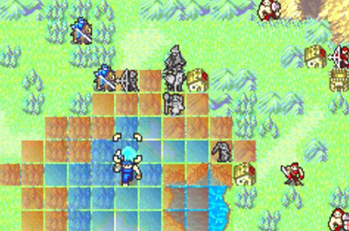 Dès les premiers instants, on sent que ce Fire Emblem ne dépaysera pas ceux qui connaissent au moins un peu le style des tactical RPG.