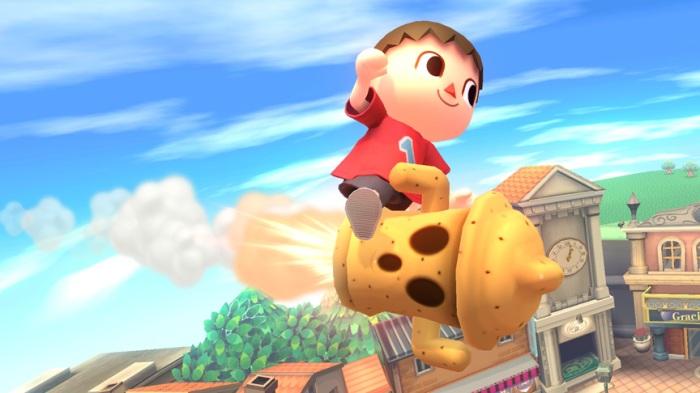Le Villageois d'Animal Crossing est un des grands nouveaux de ce quatrième volet.