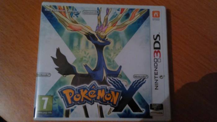 Désolé petit Pokémon X mais tu devras aller faire le bonheur d'un autre.