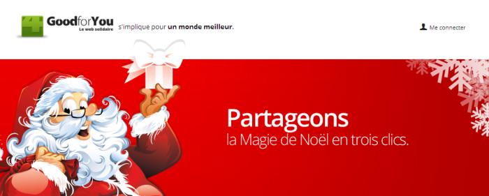 Noël Magique est une opération caritative visant à financer gratuitement l'achat de jouets pour les enfants hospitalisés dans les services pédiatriques de CHU de France et de Belgique.