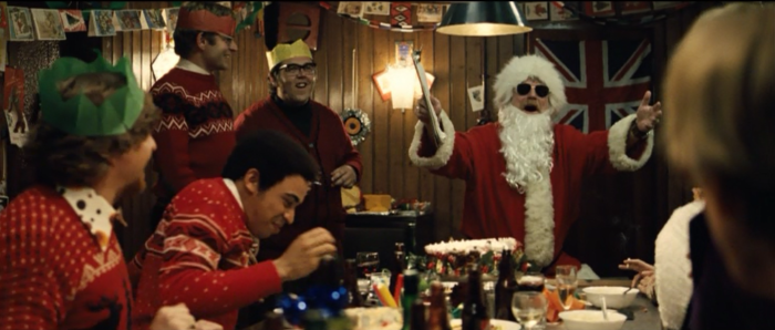 """Wo ho ho ! Fuck de Noël !"""