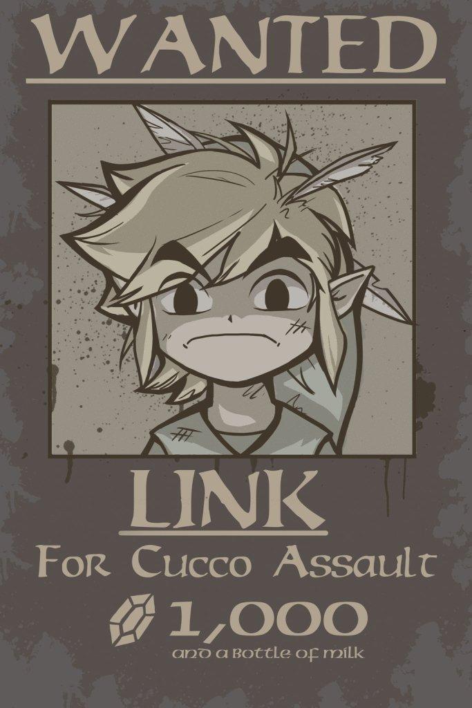 Wanted - Cucco Assault
