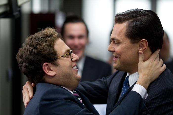 Le duo DiCaprio/Hill n'est pas sans faire écho au duo De Niro/Pesci auquel Scorsese a si souvent fait appel.