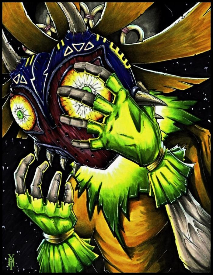 Majora's Mask, Lyndon K. Korcala