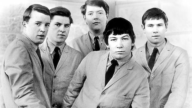 The Animals en 1964.