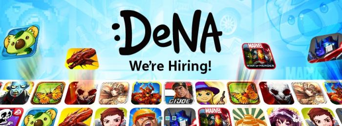 DeNA est donc un acteur majeur du jeu sur smartphones et tablettes.