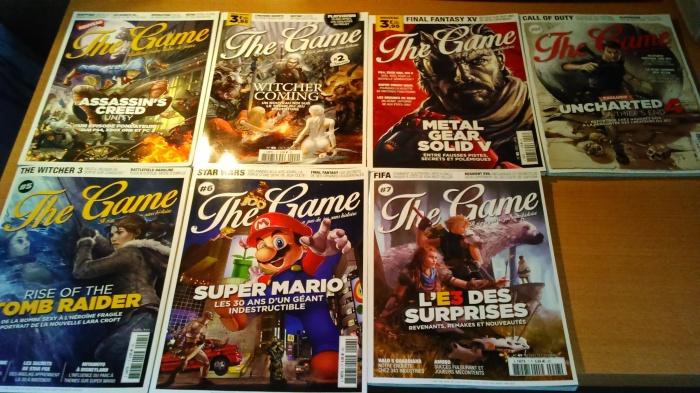 Un an, sept numéros et encore tant d'autres à venir !