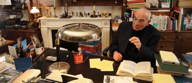 L'auteur, Max Gallo.