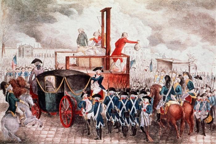 Des premiers temps du règne de Louis XVI à son exécution, en passant par l'appel aux armes de Desmoulins, la Bastille ou la bataille de Valmy, ce livre retrace tous les événements de 1774 à 1793.