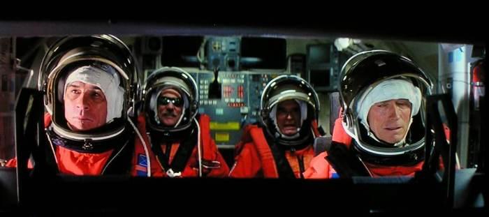 Les quatre acteurs principaux de ce film forment un groupe tout à fait amusant.