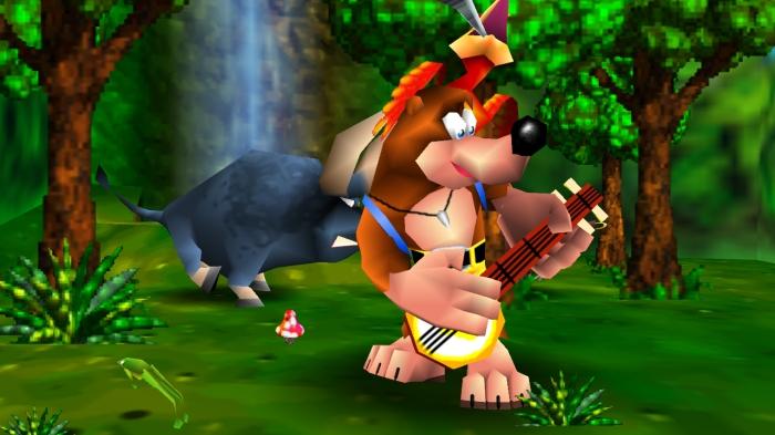 Je rêve toujours de les voir revenir chez Nintendo.