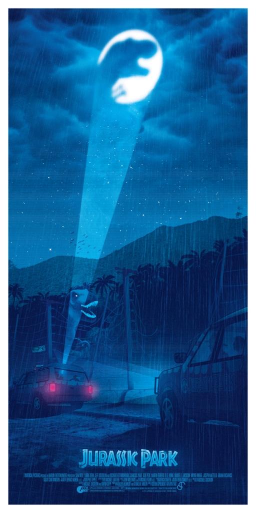 Jurassic Park - Turn the Light Off