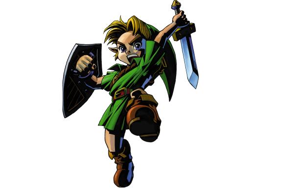 Adulte (ou tout du moins jeune homme) dans certains opus, Link reste principalement un gamin dans la plupart de ses aventures.