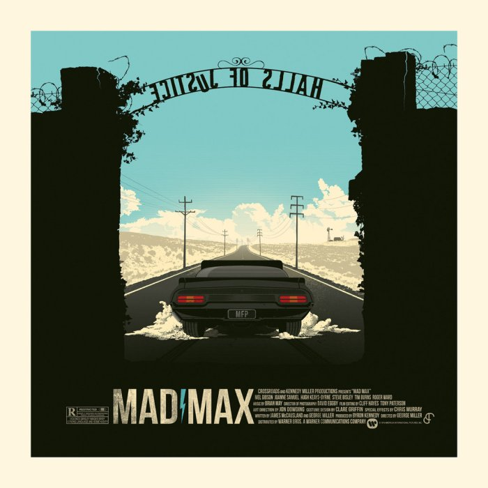 Mad Max - Halls of Justice