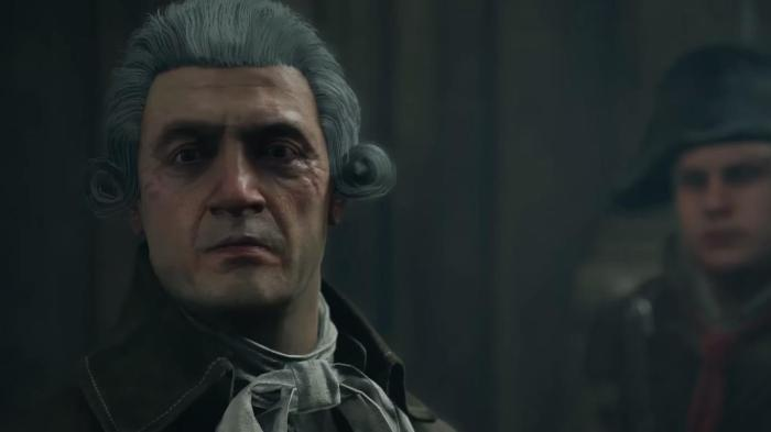 Si Robespierre est le seul grand révolutionnaire que l'on croise, je dois tout de même dire que je suis satisfait de voir dont les choses se passent avec lui !