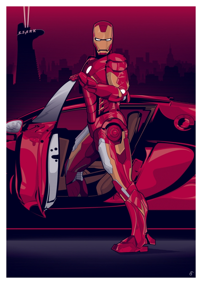 Part Man. Part Machine. 100% Hero