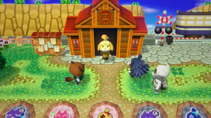 Animal Crossing - Amiibo Festival arrivera peut-être à profiter de l'immense capital sympathie de la licence.
