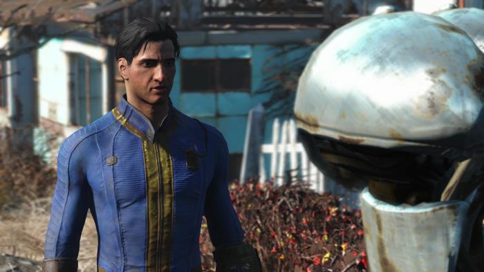 Fallout 4 est l'annonce qui m'a le plus marqué au cours de la conférence de Bethesda.